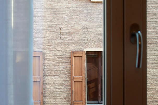 Piazza Maggiore Camera del Nettuno Casa Isolani, residenze d'epoca Bologna