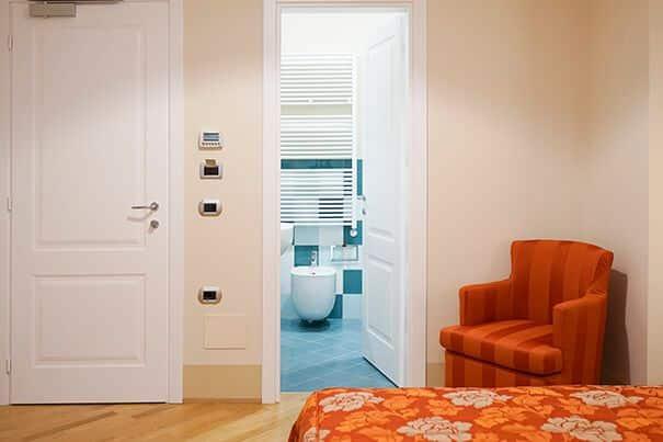 D'Azeglio 1 King Enzo room Casa Isolani, residenze d'epoca Bologna
