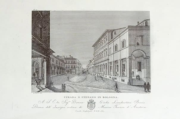 Casa Isolani, residenze d'epoca Santo Stefano Bologna B&B