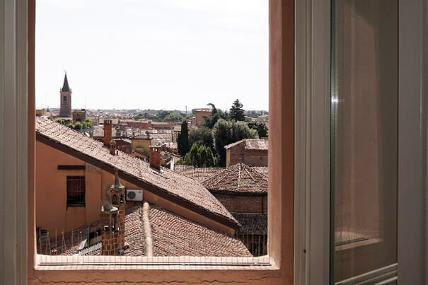 Casa Isolani, residenze d'epoca Bologna B&B vista panoramica