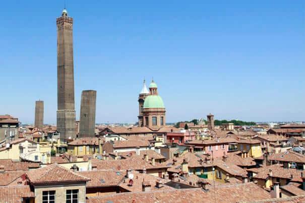 Casa Isolani, residenze d'epoca Bologna B&B Abbado room panoramic view