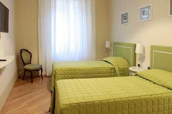 Piazza Maggiore San Petronio room Casa Isolani, residenze d'epoca Bologna