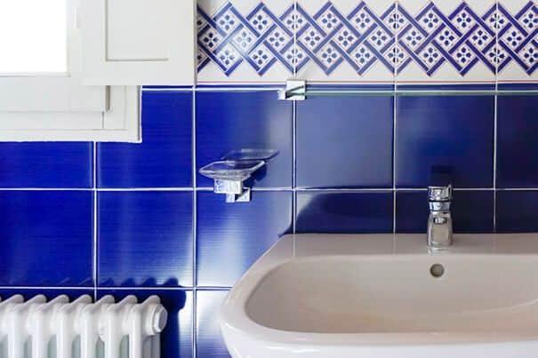 Casa Isolani, residenze d'epoca Bologna B&B private bathroom